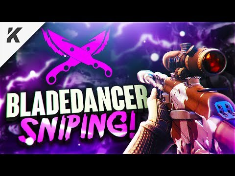 BLADEDANCER SNIPING IS BACK - Best Sniping Perks for PvP! (Destiny 2 Forsaken)