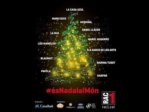 És Nadal al món, des del Palau de la Música