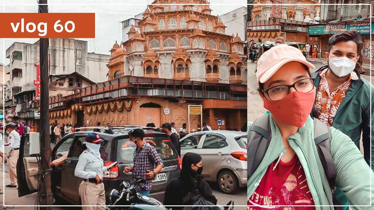 दगडूशेठ ला होतेय भयंकर Checking! | PriyankaPrakash | Vlog# 60