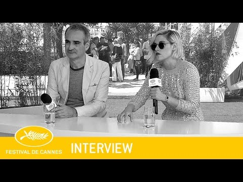 PERSONAL SHOPPER - Interview - EV - Cannes 2016 streaming vf