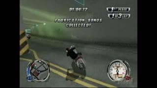 American Chopper 2: Full Throttle GameCube Gameplay - On
