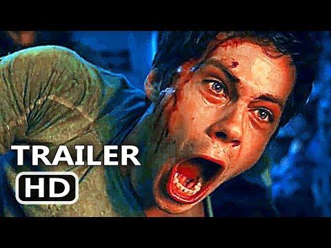 MAZE RUNNER 3 FINAL  2018 Dylan O'Brien, Kaya Scodelario SciFi Movie HD