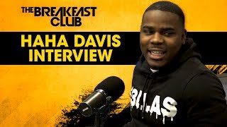 Download HaHa Davis Talks His Celebrity, Bombing On Stage, Being Catfished + More Mp3 and Videos