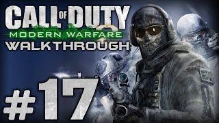 Прохождение Call of Duty: Modern Warfare 2 — Миссия №17: КАК В БЫЛЫЕ ВРЕМЕНА...