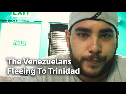 Venezuelans fleeing to Trinidad expose cracks in island refu