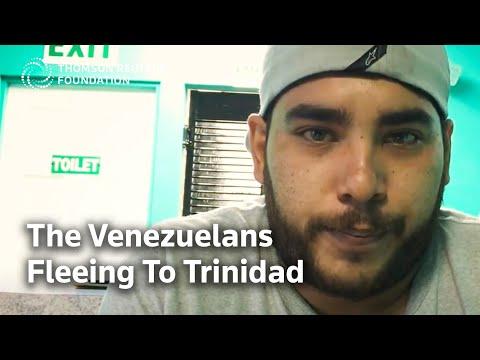 Venezuelans fleeing to Trinidad expose cracks in island refugee policy