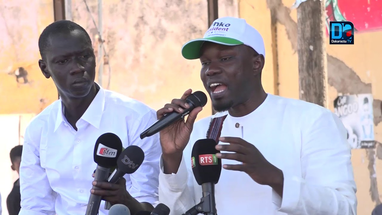 Présidentielle 2019 : Koungheul déterminée à renverser le « système » avec Ousmane Sonko