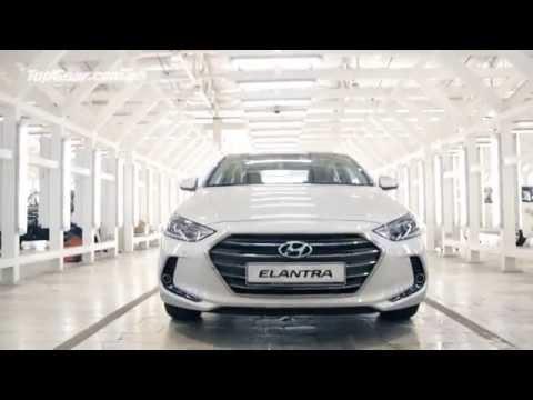 Launched Hyundai Elantra