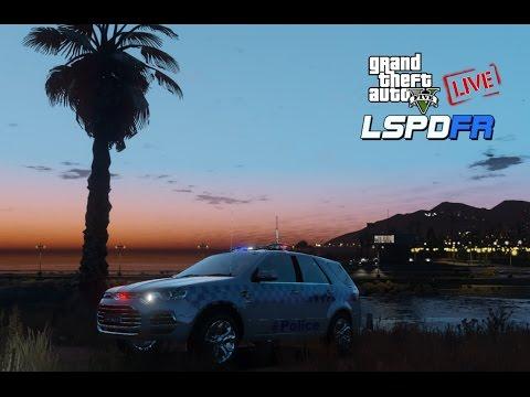 GTAV - LSPDFR AUSTRALIA LIVE! | VicPol General Duties EP | Ford Territory