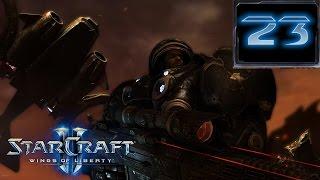 У МЕНЯ ВСЕГДА НАЙДЁТСЯ ТУЗ В РУКАВЕ (Starcraft II Wings of Liberty) #23(, 2015-10-14T16:07:45.000Z)