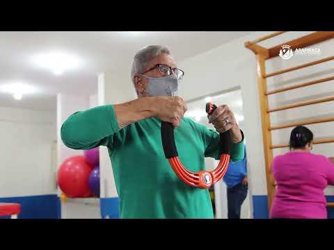 Projeto Reabilitar atende pacientes pós-covid