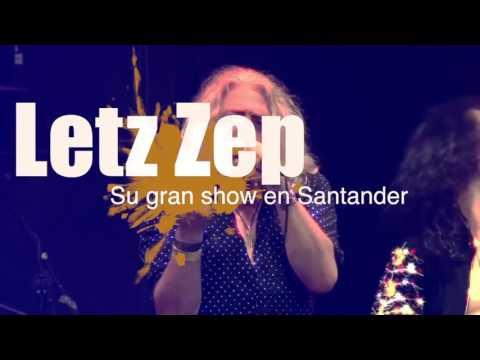 Letz Zep en Santander