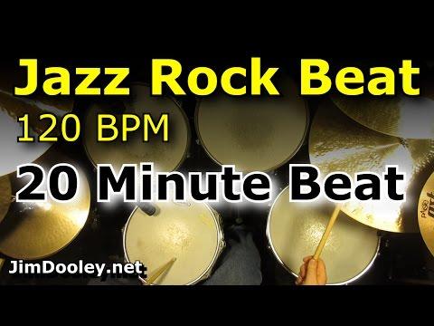 Jazz Rock Drum Loop 120 BPM