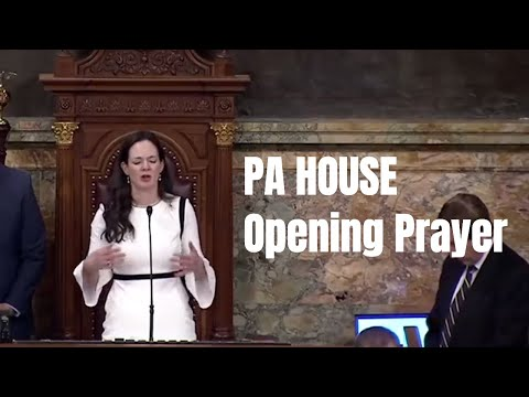 Controversial PA House Opening Prayer March 25, 2019