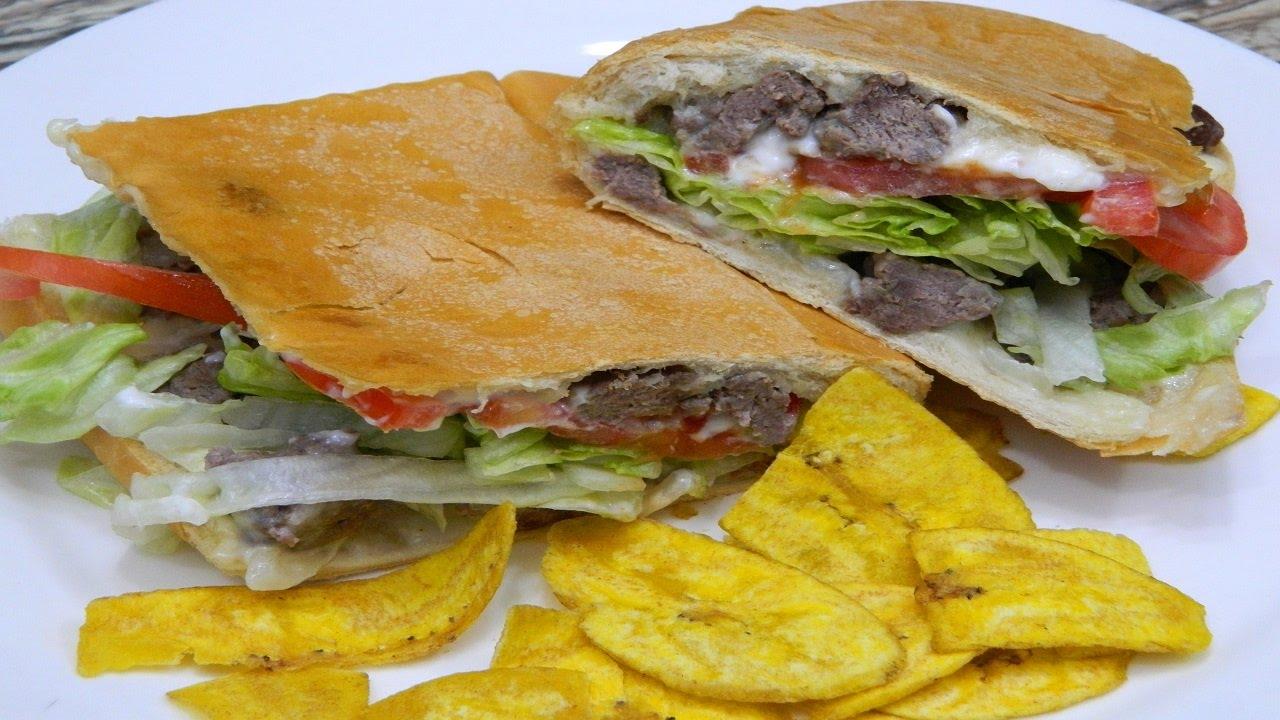 Puerto Rican Tripleta Sandwich Recipe Dandk Organizer