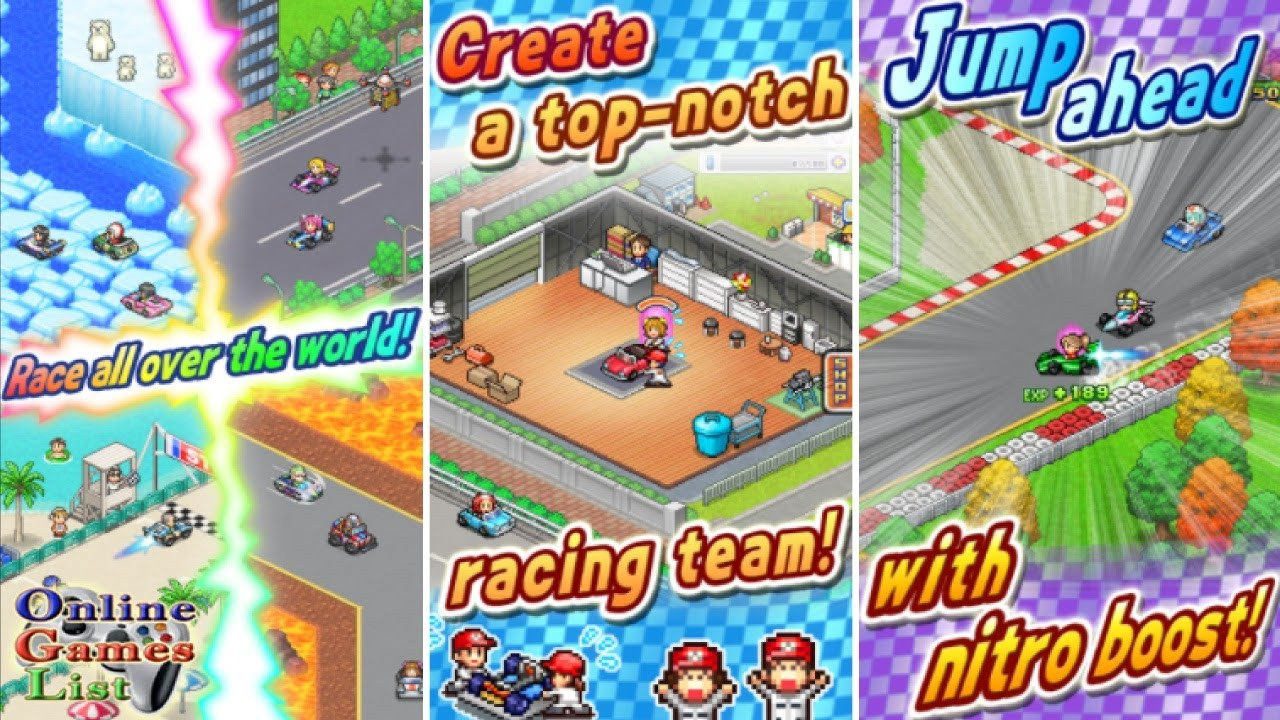 Grand Prix Story 2 Android Gameplay HD