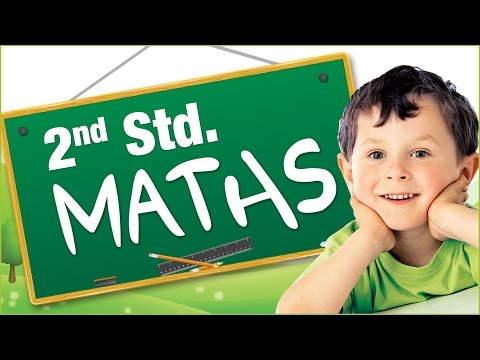 Mathematics For Class 2 | Learn Maths For Kids | Maths Made Easy | Math's For Class 2