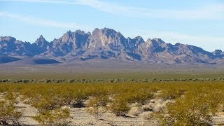 Turtle Mountain - Mohave Desert, California RV Camping Scenic Picture Tour