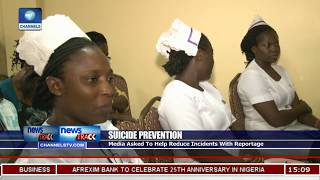 Mental Health Experts Educate Media On Suicide Prevention Awareness