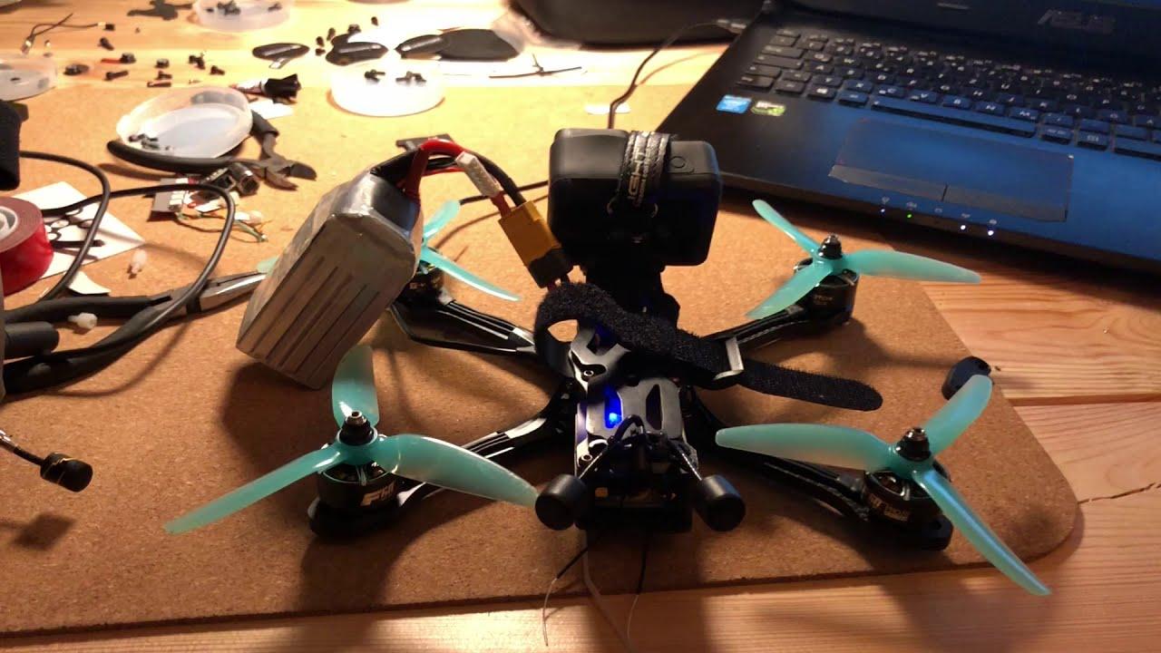 No Custom OSD - Fix - DJI Air Unit FPV картинки