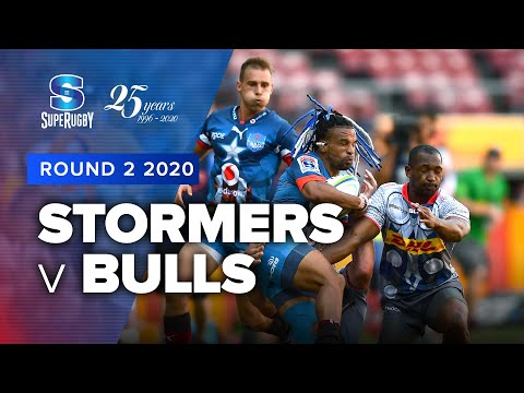 Super Rugby 2020 | Stormers v Bulls - Rd 2 Highlights