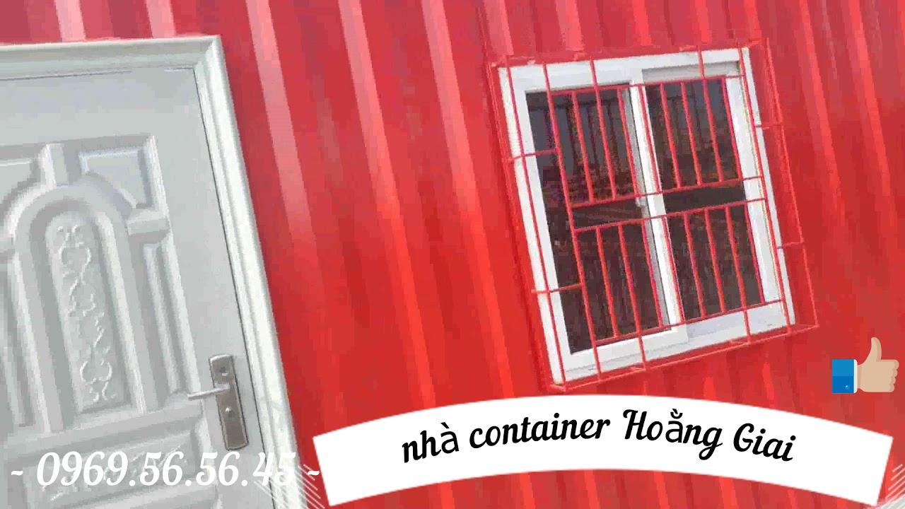 nhà container, nhà congteno, nhà cong văn phong, nhà công giá rẻ