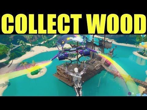 Collect Wood From A Pirate Ship Or Viking Ship Fortnite Location Week 10 Challenge Guide