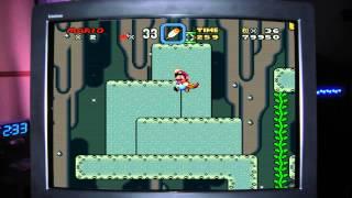 Super Mario World - Part 2 - Retro Porn In the Vanilla Dome