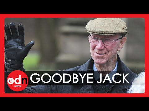 Jack Charlton: England