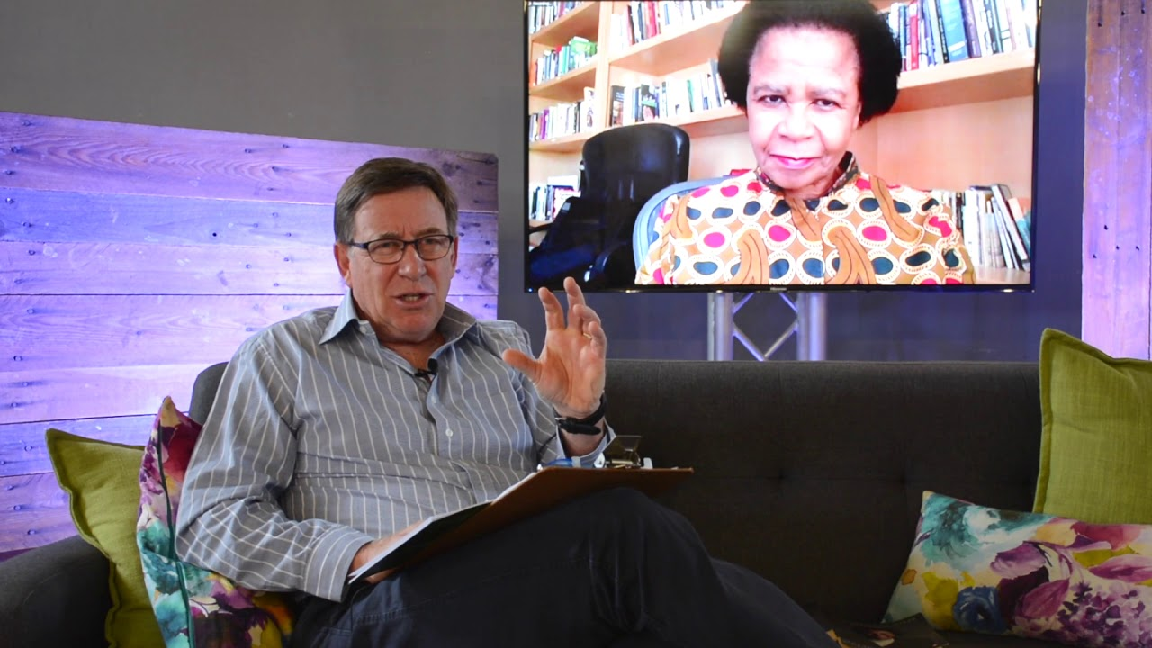 In conversation with Dr Mamphela Ramphele