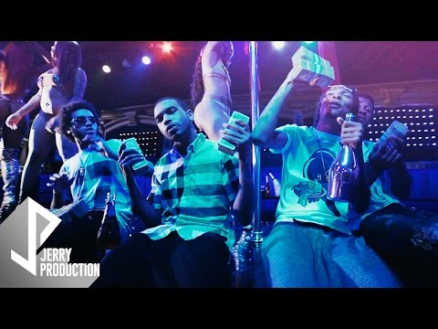 BandGang (Javar, Paid Will, Lonnie Bands) - Fat Ass (Official Video) Shot by @JerryPHD