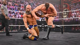 NXT Takeover: Stand & Deliver 2021 - Tommaso Ciampa vs WALTER (Highlights) Thumb