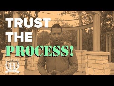 Morning Motivation EP 8: Trust The Process - Hustlers University - Best Motivational Speech