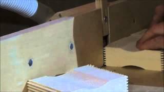 Изготовление мини рамок для сотового мёда.(Показан процесс изготовления мини рамок для сотового меда. Самодельная фреза., 2014-06-04T04:04:14.000Z)