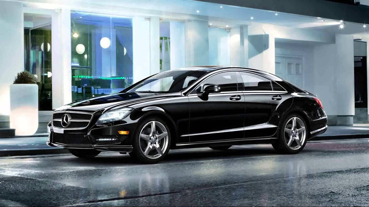 2015 mercedes benz cls550 4matic review youtube. Black Bedroom Furniture Sets. Home Design Ideas