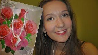 ASMR/АСМР. Ролевая игра упаковка подарков. Шелест бумаги.(Всем привет! Меня зовут Ольга, сегодня я заверну несколько Ваших подарков в упаковку. Спасибо за просмотр,..., 2016-07-24T16:10:18.000Z)
