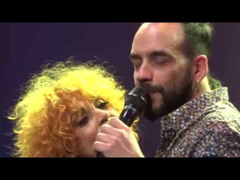 Download Madame (Padam padam) - Ελεωνόρα Ζουγανέλη & Πάνος Μουζουράκης   1/4/2017 Άνοδος Live Stage