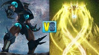 Bellcross (Heroic Age) vs Elder God Demonbane (Deus Machina)