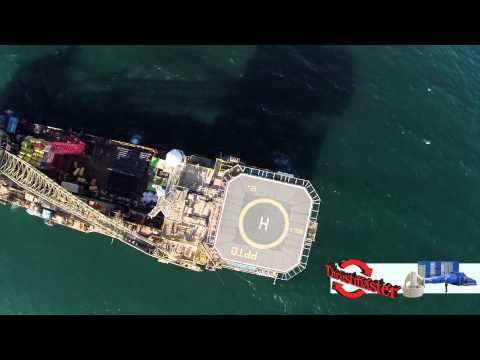 Portable Dynamic Positioning System Petrobras BGL-1 Customer Testimonial