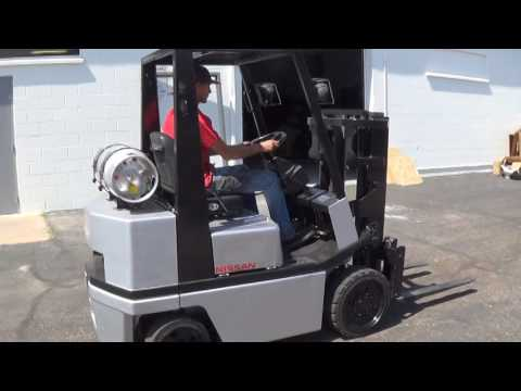 1997 Nisaan KCPH02A20PV Forklift for Sale in Phoenix, AZ - 4000lb Capacity