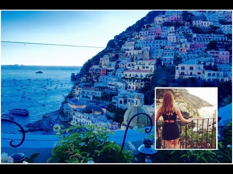 Positano | Beach, Drinks & Accidentally Breaking the Law