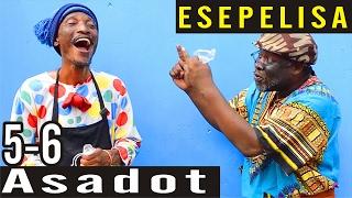 NOUVEAUTÉ 2016 - Asadot 5-6 (FIN) - THEATRE CONGOLAIS - Les Meilleurs du Congo - Esepelisa
