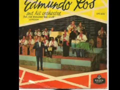 Edmundo Ros Calypso