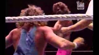 Hillbilly Jim vs Ravishing Rick Rude   MSG Jan 23rd, 1989