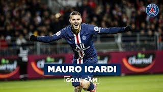 VIDEO: GOAL CAM | Every Angle | MAURO ICARDI vs BREST