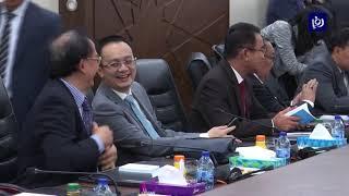 """""""خارجية النواب"""" تبحث مع وفد أندونيسي تعزيز التعاون البرلماني - (7-2-2019)"""