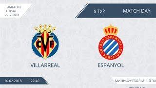 Villarreal - Espanyol (лучшие моменты)