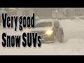 Acura MDX vs Volvo XC90: There's no luxury like snow luxury
