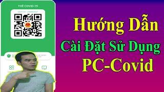 *MỚI* Cách Tải Pc Covid & Sử Dụng PC Covid Trên Điện Thoại    Phần Mền PC Covid 19 screenshot 1