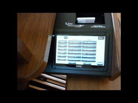 Mainline Unitarian Allen Organ - Widor